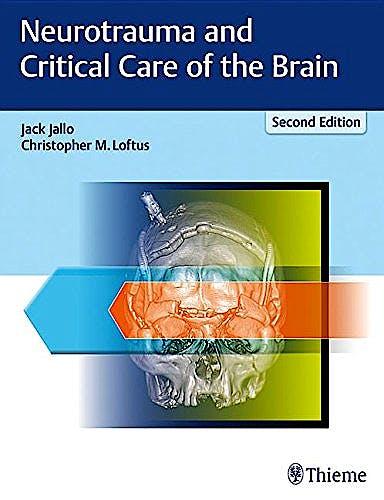 Portada del libro 9781626233362 Neurotrauma and Critical Care of the Brain