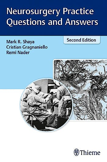 Portada del libro 9781626233478 Neurosurgery Practice Questions and Answers