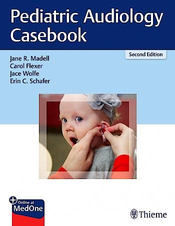 Portada del libro 9781626234031 Pediatric Audiology Casebook