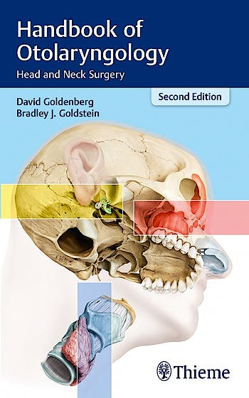 Portada del libro 9781626234079 Handbook of Otolaryngology. Head and Neck Surgery