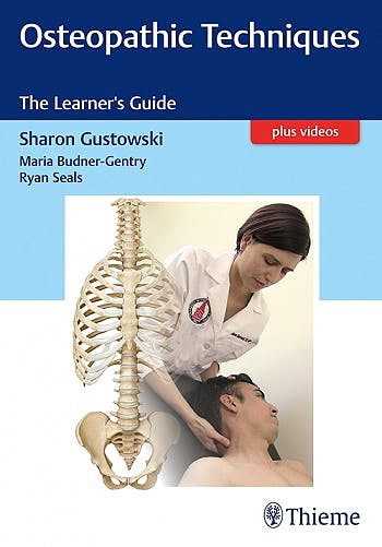 Portada del libro 9781626234253 Osteopathic Techniques. The Learner's Guide + Videos Online