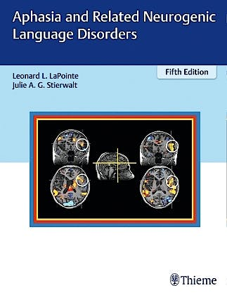 Portada del libro 9781626234413 Aphasia and Related Neurogenic Language Disorders