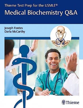 Portada del libro 9781626234635 Medical Biochemistry Q&A (Thieme Test Prep for the USMLE)