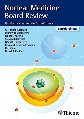 Portada del libro 9781626234710 Nuclear Medicine Board Review. 	Questions and Answers for Self-Assessment