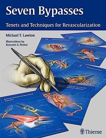 Portada del libro 9781626234833 Seven Bypasses. Tenets and Techniques for Revascularization