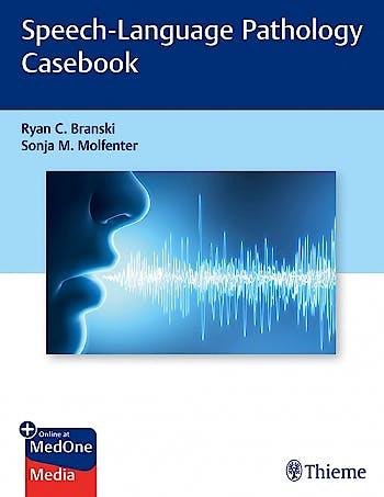 Portada del libro 9781626234871 Speech-Language Pathology Casebook