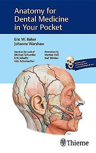 Portada del libro 9781626234994 Anatomy for Dental Medicine in Your Pocket