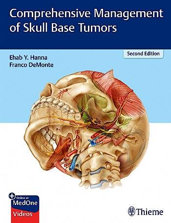 Portada del libro 9781626235328 Comprehensive Management of Skull Base Tumors