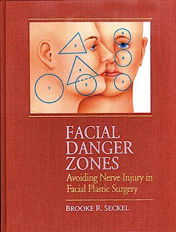 Portada del libro 9781626235632 Facial Danger Zones. Avoiding Nerve Injury in Facial Plastic Surgery
