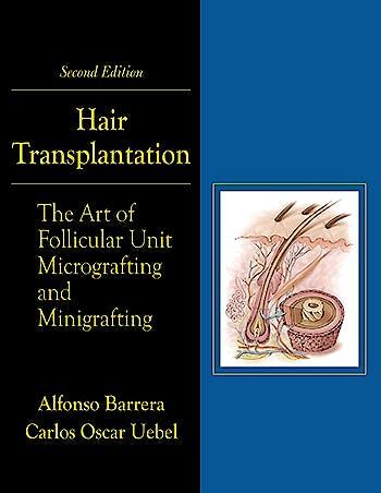 Portada del libro 9781626236219 Hair Transplantation