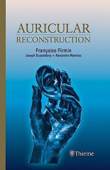 Portada del libro 9781626236844 Auricular Reconstruction