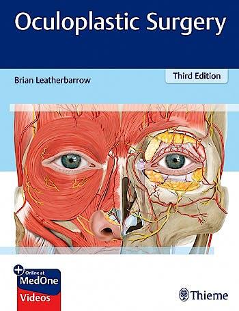 Portada del libro 9781626236899 Oculoplastic Surgery