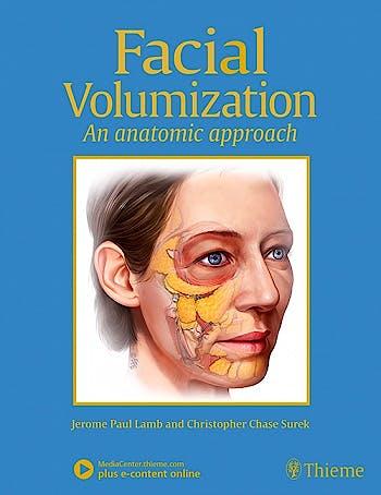 Portada del libro 9781626236943 Facial Volumization. An Anatomic Approach + e-content online