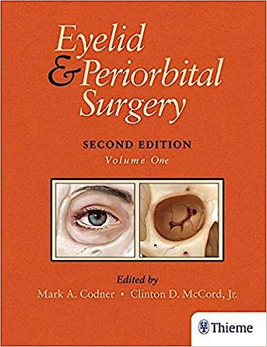 Portada del libro 9781626237018 Eyelid and Periorbital Surgery, 2 Vols.