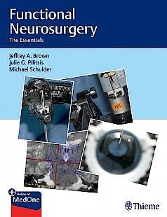 Portada del libro 9781626237742 Functional Neurosurgery. The Essentials
