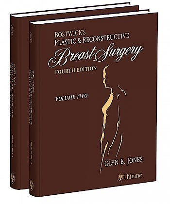 Portada del libro 9781626238121 Bostwick's Plastic and Reconstructive Breast Surgery, 2 Vols.