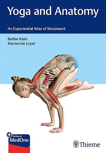 Portada del libro 9781626238305 Yoga and Anatomy. An Experiential Atlas of Movement