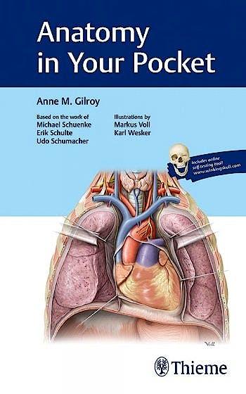Portada del libro 9781626239128 Anatomy in Your Pocket