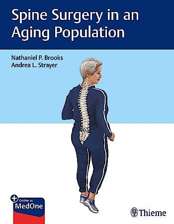 Portada del libro 9781626239142 Spine Surgery in an Aging Population