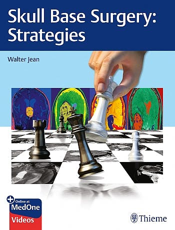 Portada del libro 9781626239579 Skull Base Surgery: Strategies + Online at MedOne