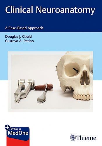 Portada del libro 9781626239616 Clinical Neuroanatomy. A Case-Based Approach