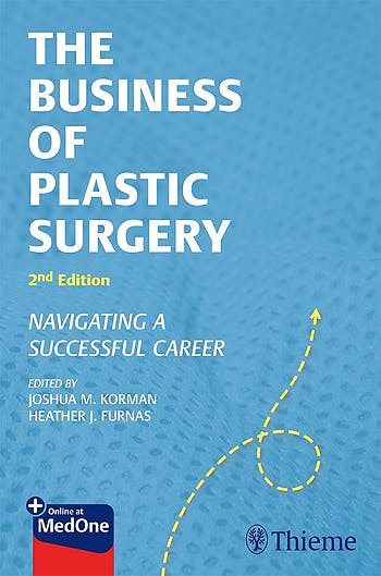 Portada del libro 9781626239722 The Business of Plastic Surgery. Navigating a Successful Career
