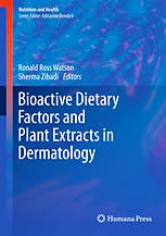 Portada del libro 9781627031660 Bioactive Dietary Factors and Plant Extracts in Dermatology (Nutrition and Health)