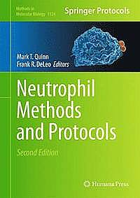 Portada del libro 9781627038447 Neutrophil Methods and Protocols (Methods in Molecular Biology, Vol. 1124)