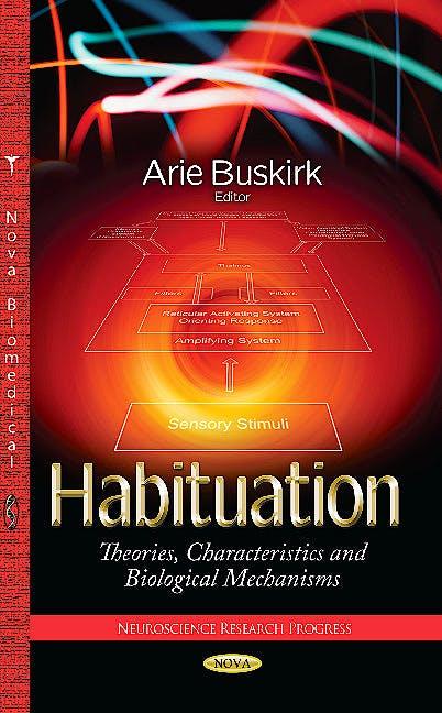Portada del libro 9781628088311 Habituation. Theories, Characteristics & Biological Mechanisms (Neuroscience Research Progress Series)