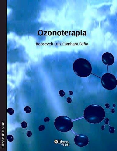 Portada del libro 9781629153063 Ozonoterapia