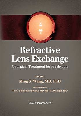 Portada del libro 9781630910716 Refractive Lens Exchange. a Surgical Treatment for Presbyopia