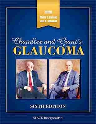 Portada del libro 9781630914653 Chandler and Grant's Glaucoma