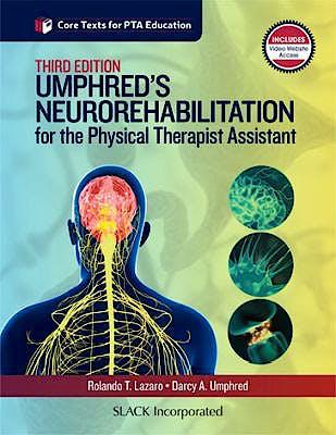 Portada del libro 9781630915650 Umphred's Neurorehabilitation for the Physical Therapist Assistant