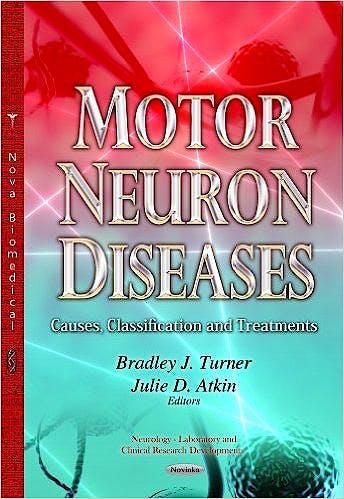 Portada del libro 9781631173424 Motor Neuron Diseases: Causes, Classification and Treatments