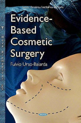 Portada del libro 9781634820042 Evidence-Based Cosmetic Surgery