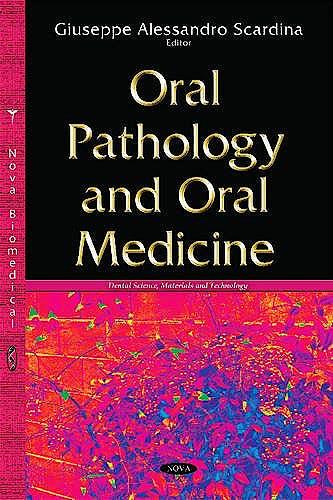 Portada del libro 9781634824484 Oral Pathology and Oral Medicine