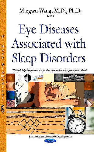 Portada del libro 9781634828949 Eye Diseases Associated with Sleep Disorders