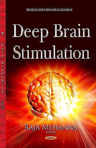 Portada del libro 9781634832823 Deep Brain Stimulation
