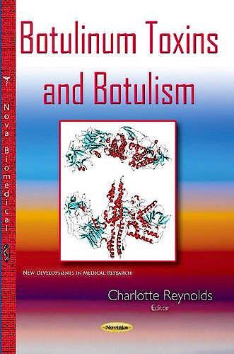Portada del libro 9781634833844 Botulinum Toxins and Botulism
