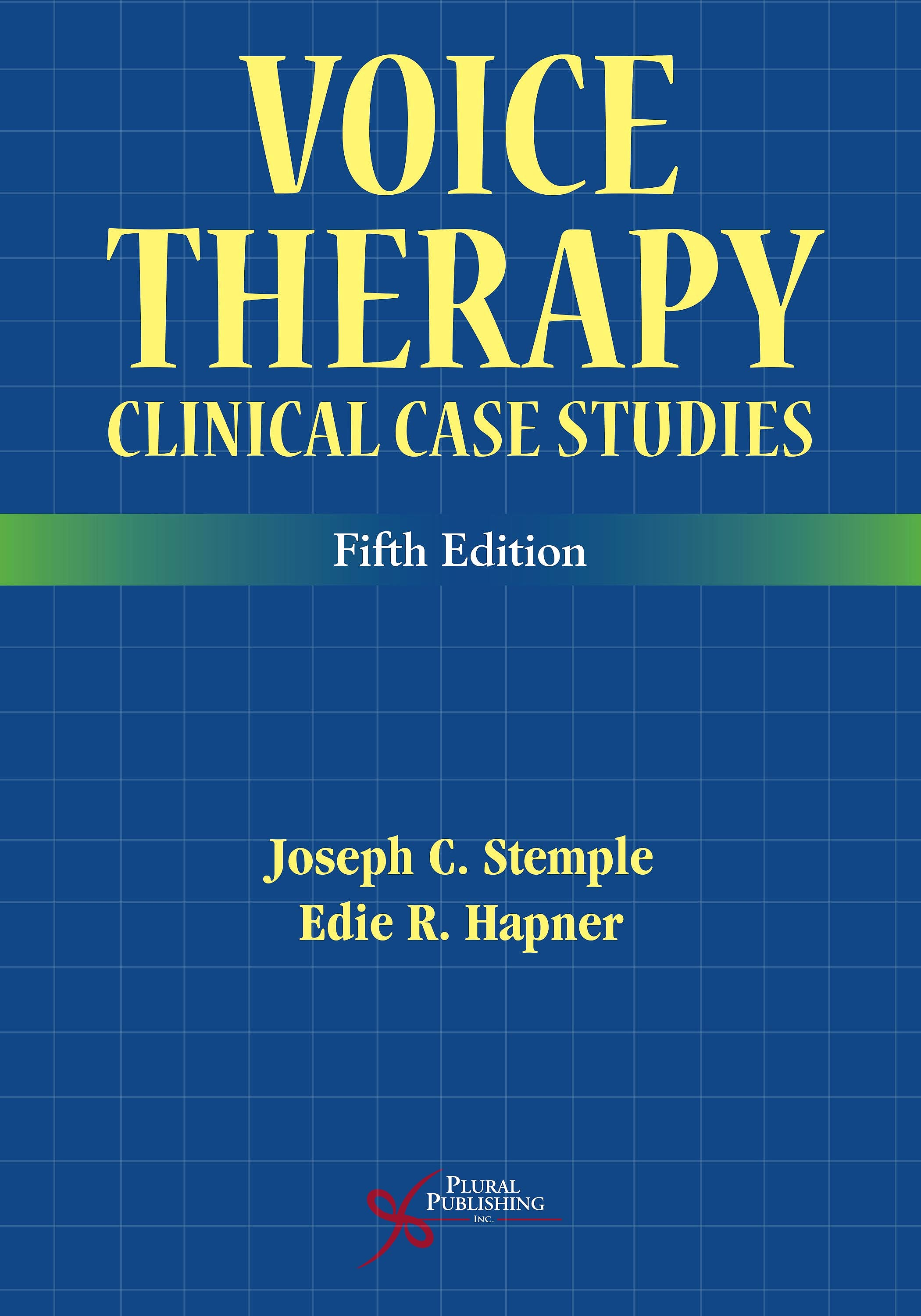 Portada del libro 9781635500356 Voice Therapy. Clinical Case Studies