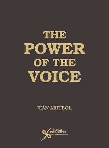 Portada del libro 9781635500547 The Power of the Voice