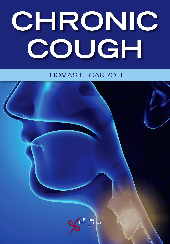 Portada del libro 9781635500707 Chronic Cough