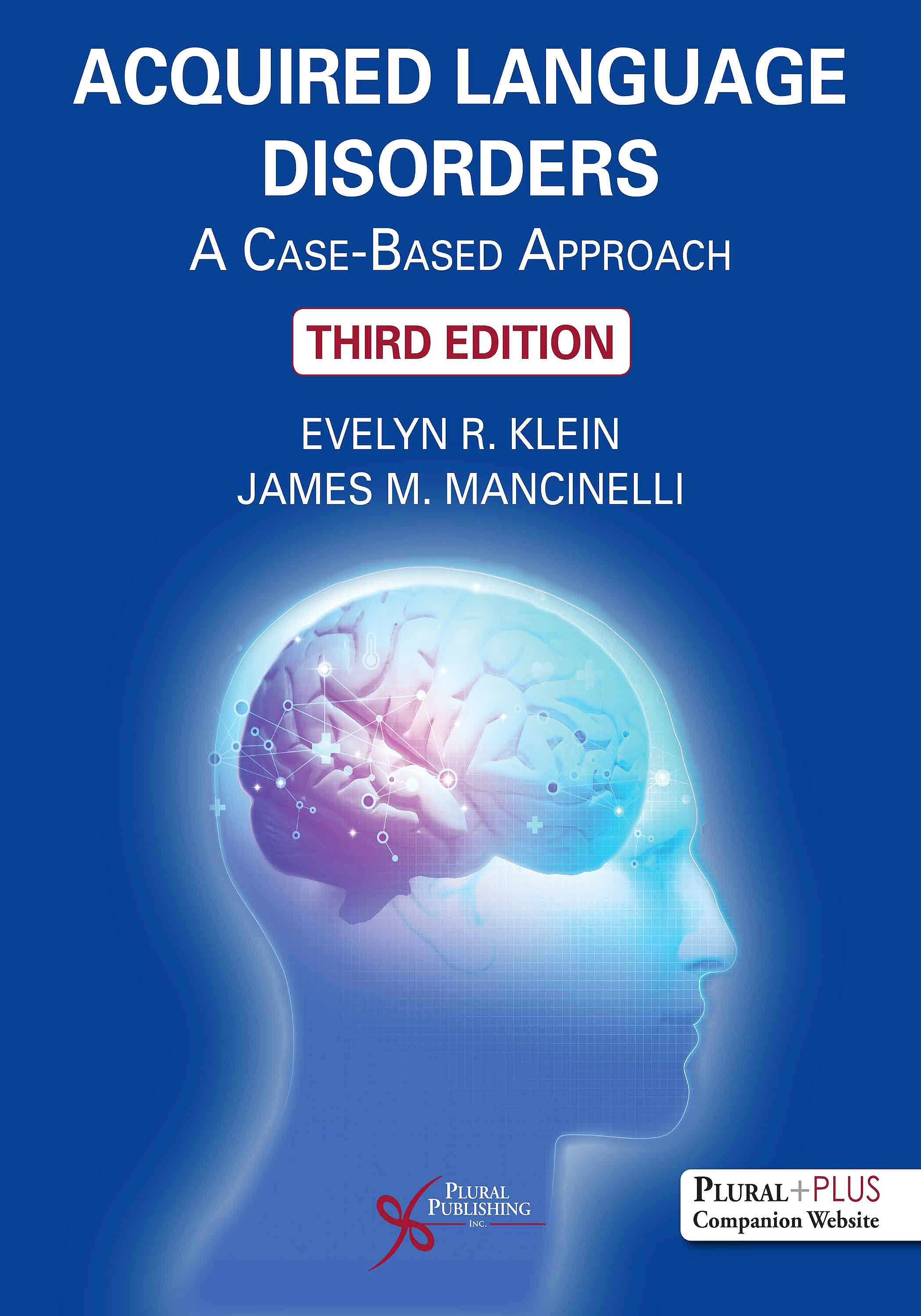 Portada del libro 9781635500974 Acquired Language Disorders. A Case-Based Approach