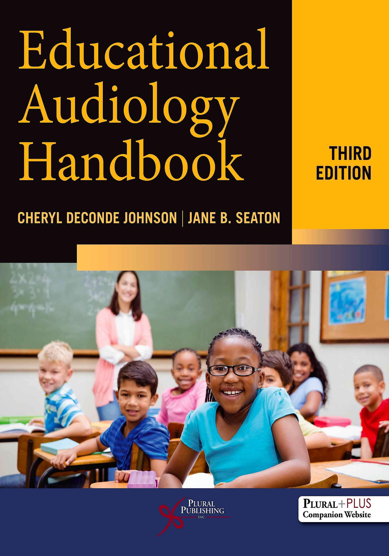 Portada del libro 9781635501087 Educational Audiology Handbook