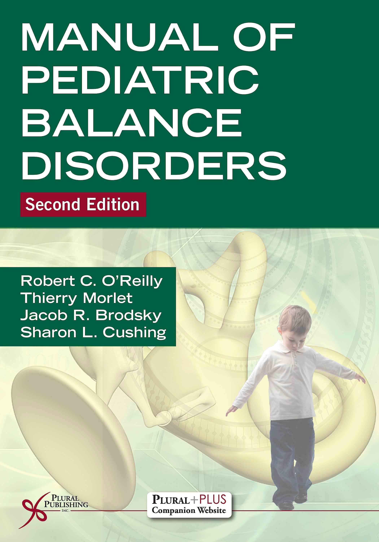 Portada del libro 9781635501469 Manual of Pediatric Balance Disorders