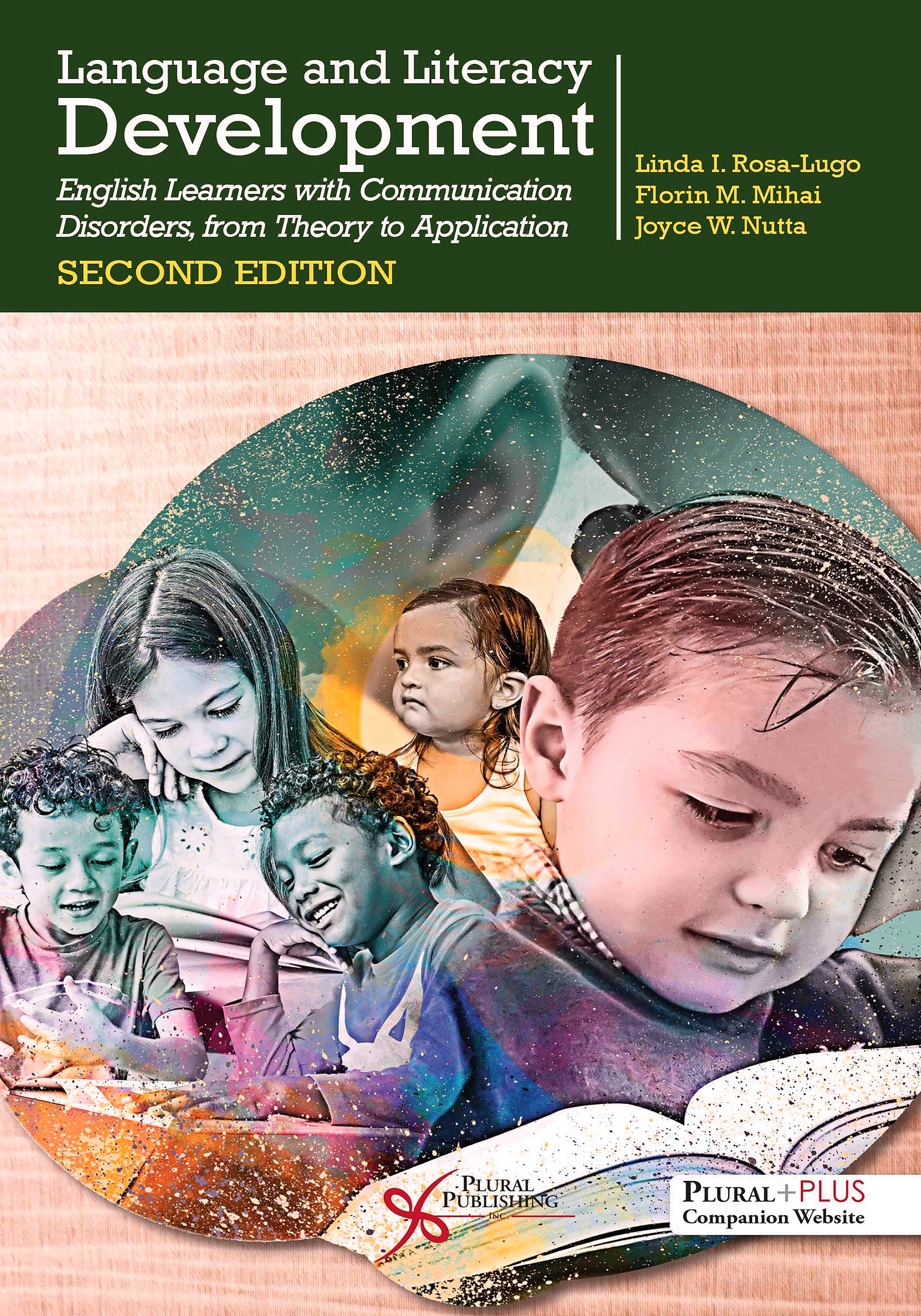 Portada del libro 9781635501537 Language and Literacy Development. English Learners with Communication Disorders, From Theory to Application