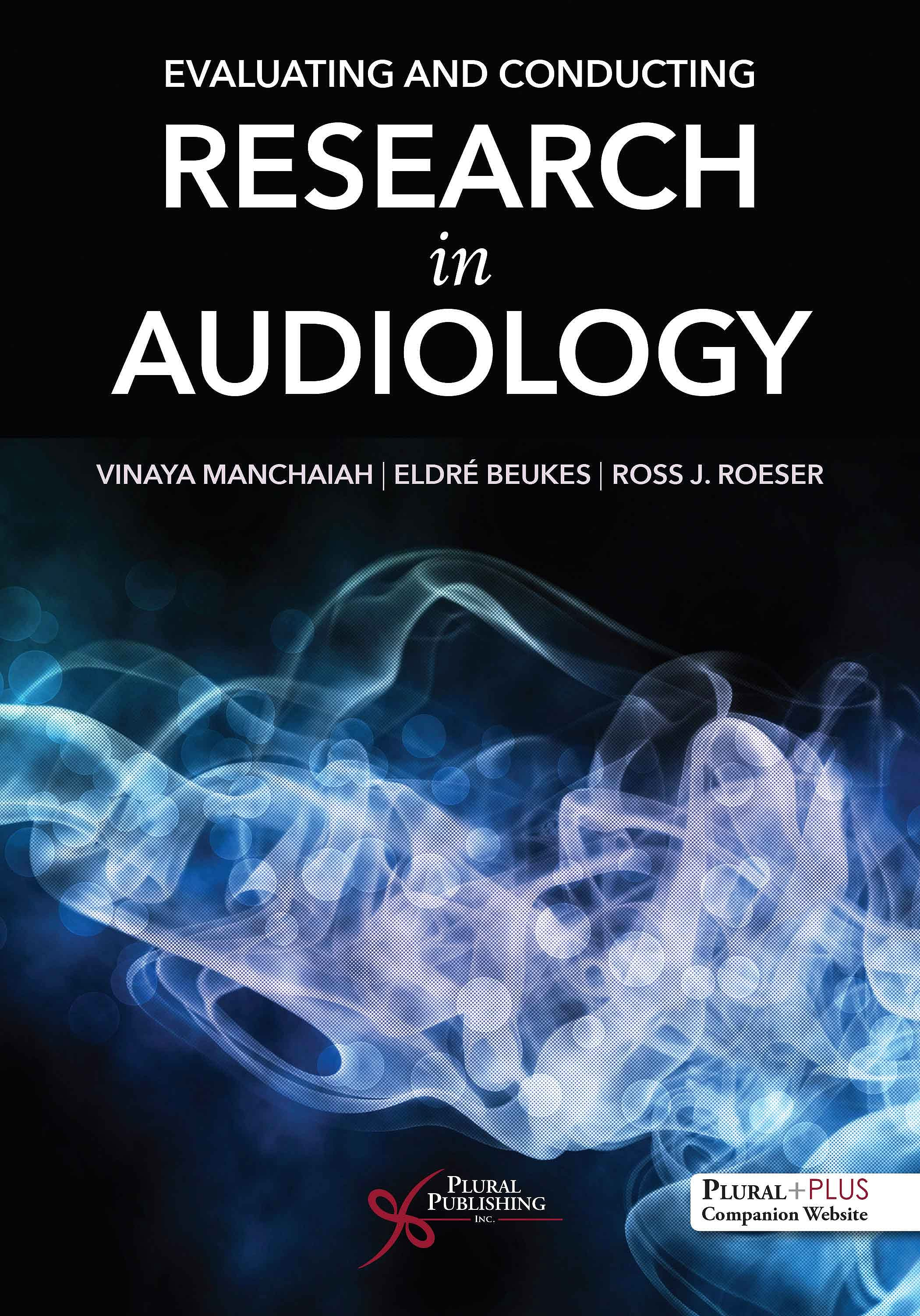 Portada del libro 9781635501902 Evaluating and Conducting Research in Audiology