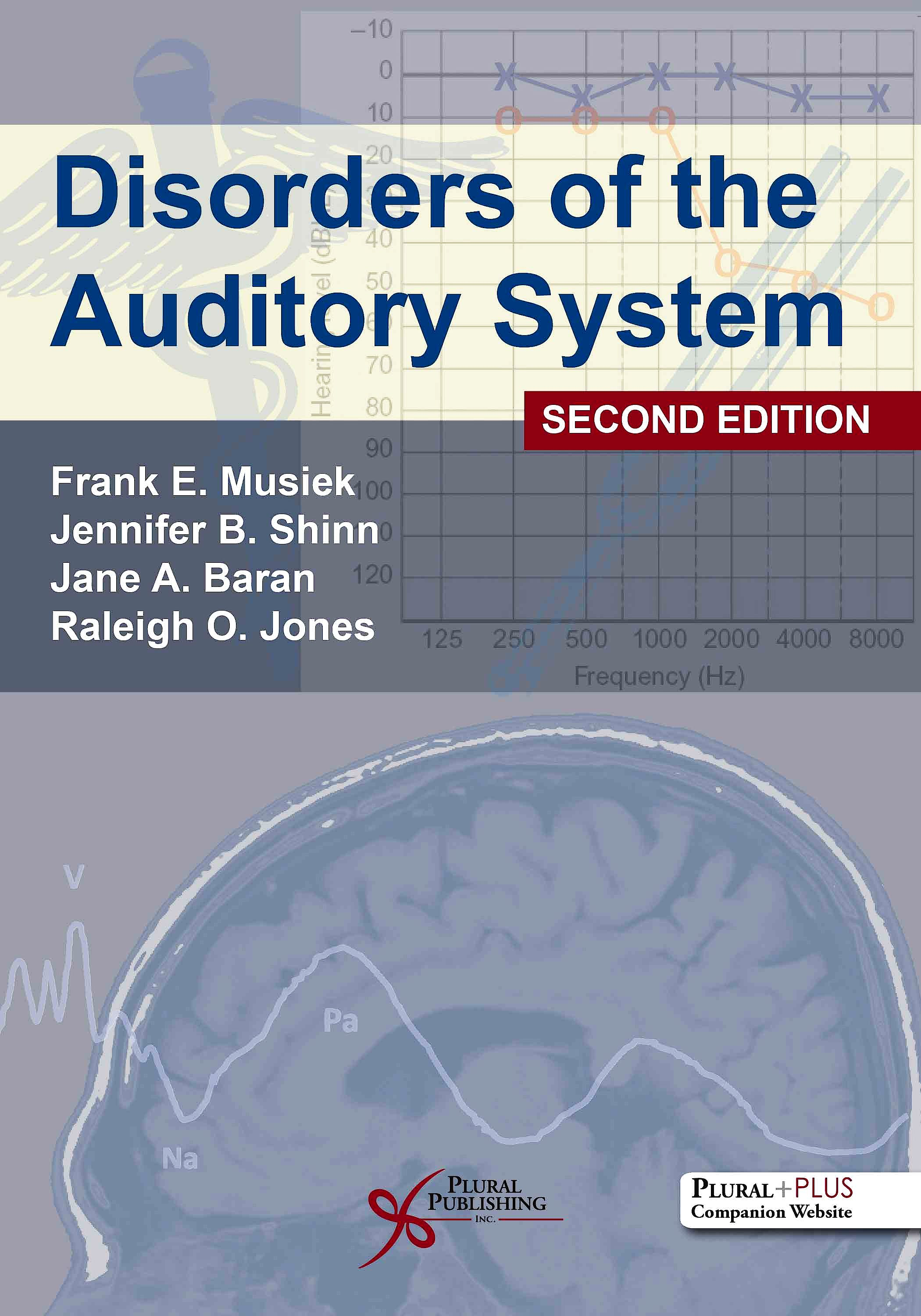 Portada del libro 9781635502169 Disorders of the Auditory System