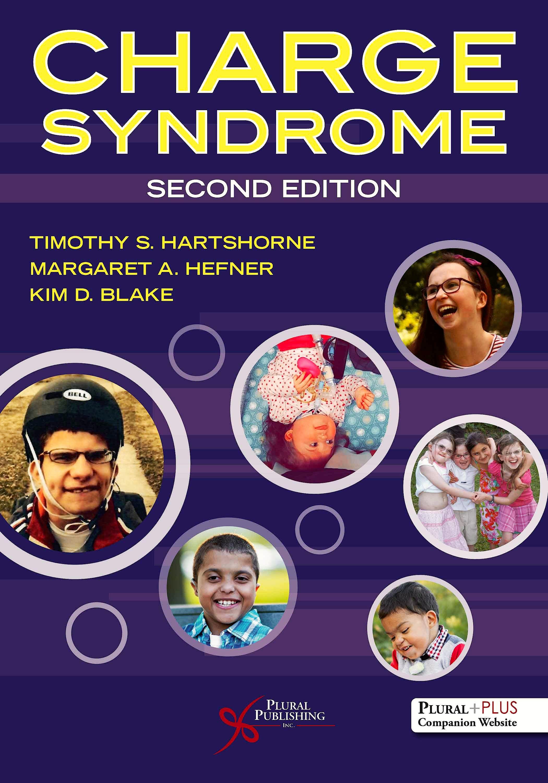 Portada del libro 9781635502909 CHARGE Syndrome