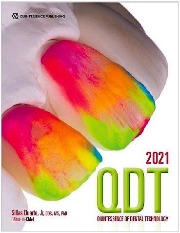 Portada del libro 9781647240691 Quintessence of Dental Technology 2021